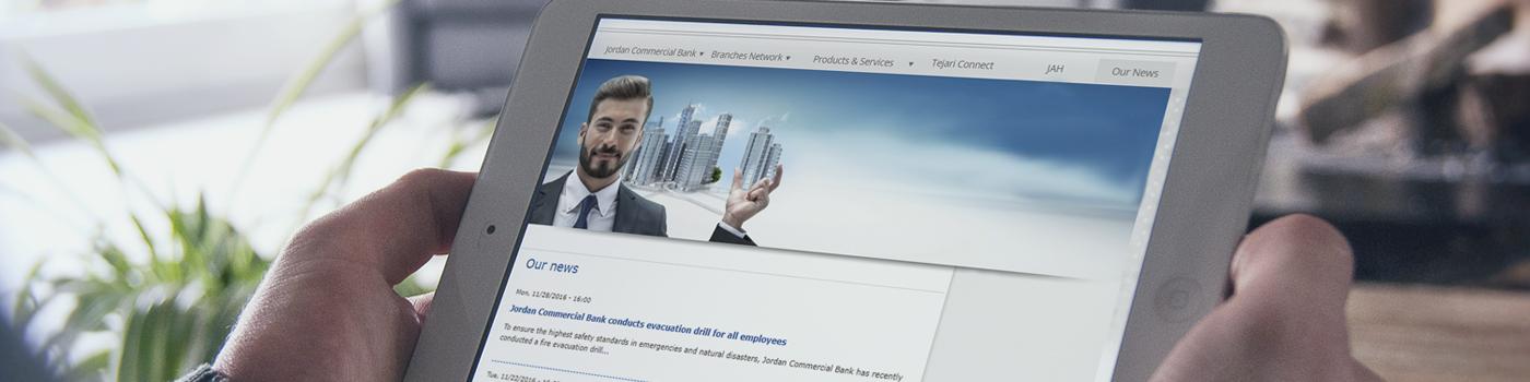 JCB Launches AutoSave Service | Jordan Commercial Bank